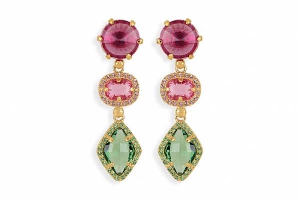 Pendientes de plata, joyas para señora marca MAXIMO BETRO de venta online