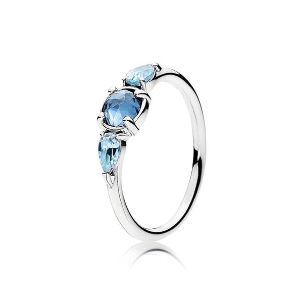 anillo adornos de hielo