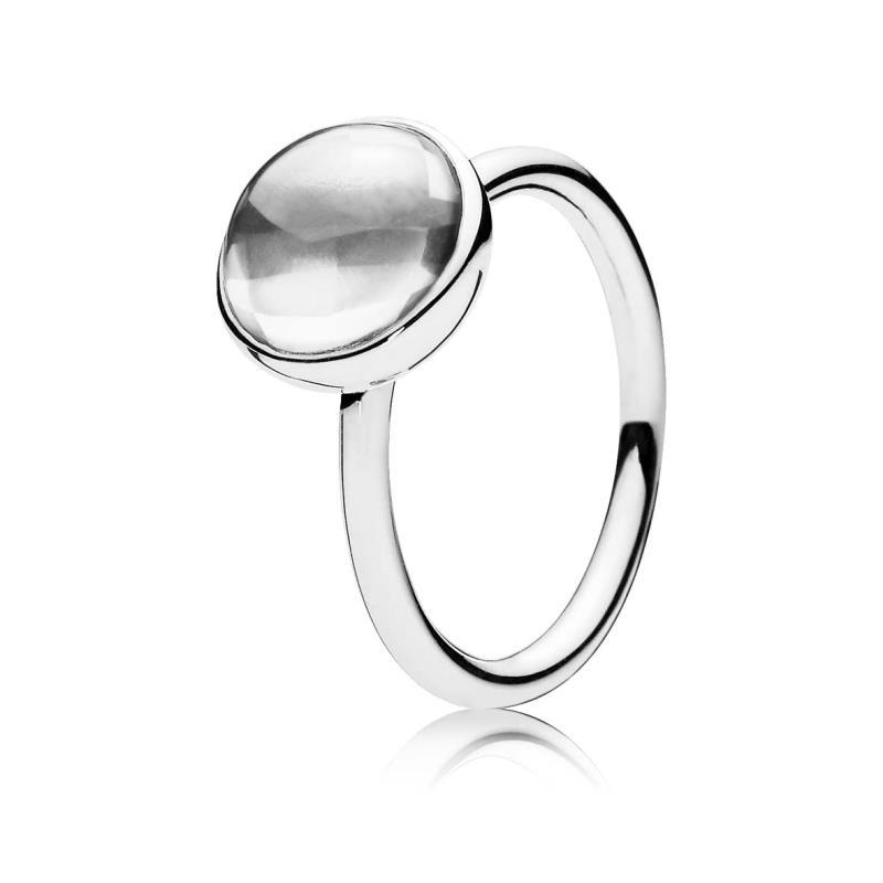 anillo pandora gota