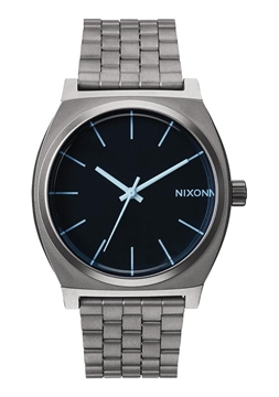 Foto de Time Teller Gunmetal/Blue Crystal