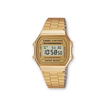Reloj CASIO digiral dorado