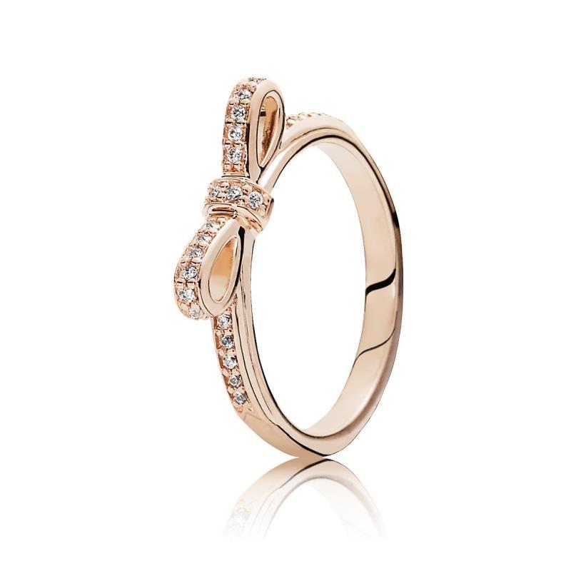 pandora rose anillo