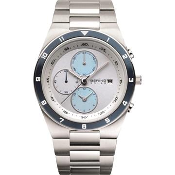 Reloj BERING solar cerámica chrono 34440-707