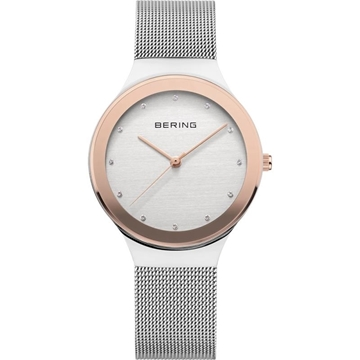 Reloj BERING mujer plata y rose 12934-060
