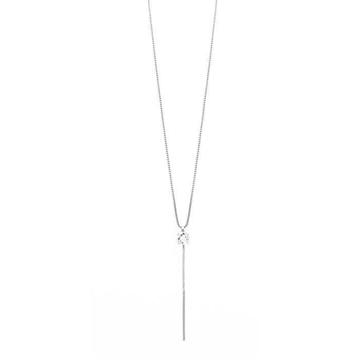 Colgante Swarovski minimal crystal