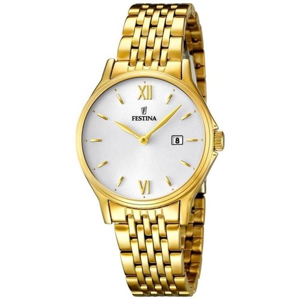 Reloj FESTINA F16749/2 elegance gold