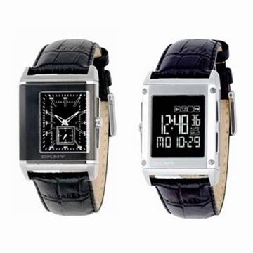 Foto de Reloj DKNY reversible