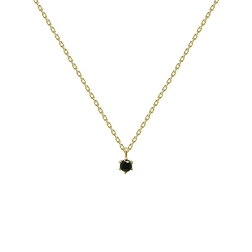 Foto de Collar PDPAOLA black holiday gold