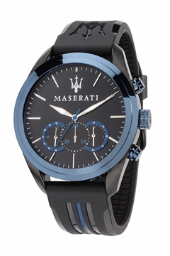 Foto de Reloj MASERATI Traguardo blue dial